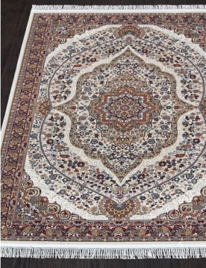 Ковер isfahan-d511-cream